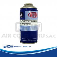 GAS REFRIGERANTE EN LATA ISCEON MO-49(R12) 340 gr.