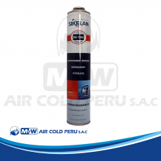 GAS REFRIGERANTE EN LATA R-134A 780 gr.