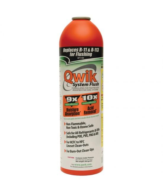 QWIK ECOFLUSH CLEANING REFRIGERANT, QL1190 - 425 GR -1LB