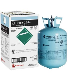 REFRIGERANT GAS BAL. CHEMOURS R-134A 13,600 Kg. FREON™