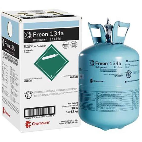 REFRIGERANT GAS BAL. CHEMOURS R-134A 13,600 Kg. FREON™
