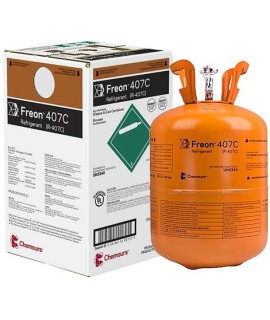 REFRIGERANT GAS FREON 407C CHEMOURS 11.35KG FREON™