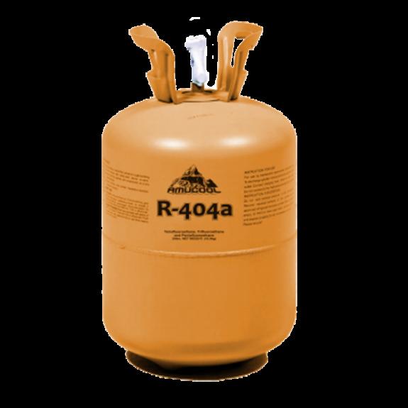 REFRIGERANT GAS R-404A BAL. 10.900KG AMUCOOL