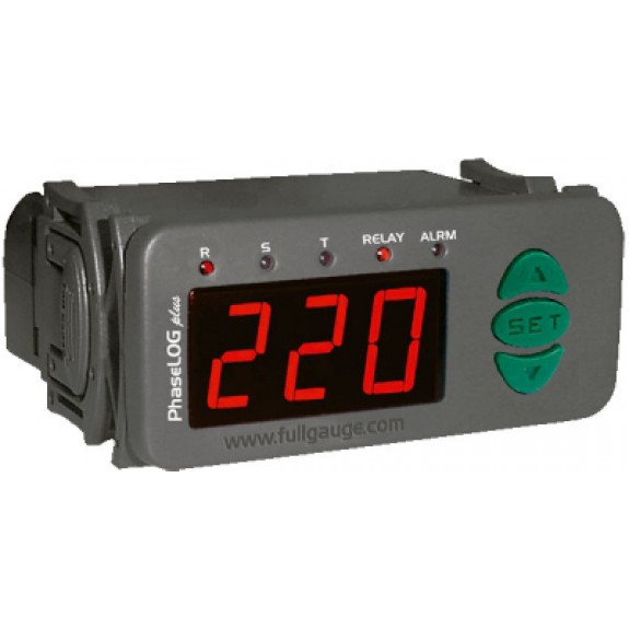 MONITORING CONTROL AND PROTECTION PHASELOG E PLUS 90-264V
