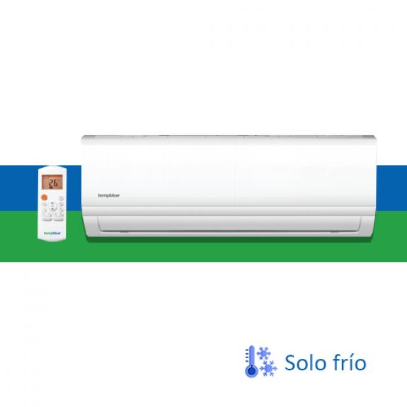 AIR CONDITIONING MINI SPLIT TEMP BLUE 18,000 BTU R410A