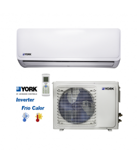AIR CONDITIONING SPLIT WALL F / C COLD YORK 24,000- R410A- 220V