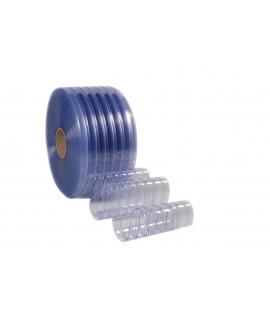 "LAMAS DE PVC ALECO REFORZADA 8""X080""X300 ( 20CM X 2MM X 91.44M)"