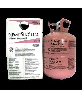 REFRIGERANT GAS DUPONT SUVA .R-410A 11.350 KG. U.S.A.