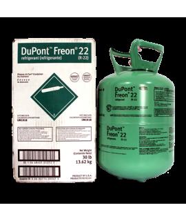 REFRIGERANT GAS DUPONT FREON.R-22 13,600 KG.