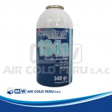 GAS REFRIGERANTE EN LATA R-134A 340 gr.