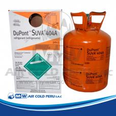 GAS REFRIGERANTE DUPONT R-404 A 10.900 KG.