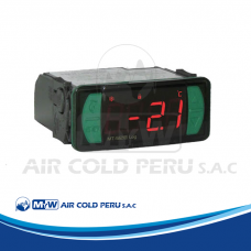 CONTROL DE TEMPERATURA DIGITAL FULL GAUGE MT-512E LOG/110/220V