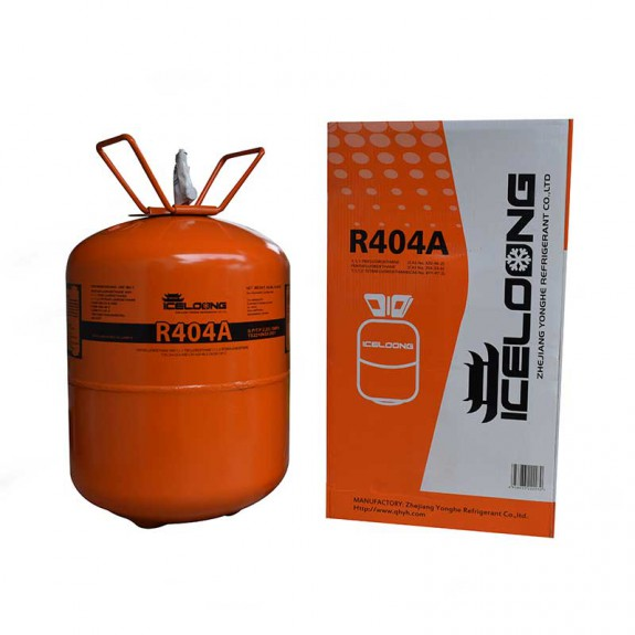 GAS REFRIGERANTE R-404  BAL. 10.900KG ICELOONG