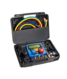DIGITAL MANOMETER GAUGE COMPLETE SET MODEL HS-350A