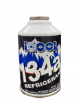 REFRIGERANT GAS IN CAN R-134A ICOOL 340GR.