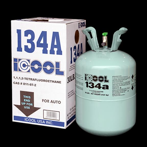 REFRIGERANT GAS BAL. R-134A 13.600KG ICOOL