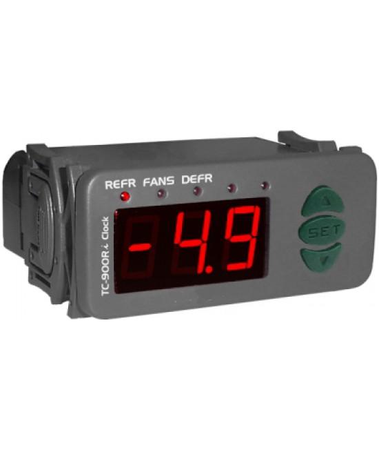 DIGITAL CONTROL FULL GAUGE TC-900 RI CLOCK / 10 115/230 VAC